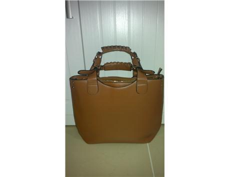 629afe0bc4122 taba rengi sıfır koton marka çanta - takasyolu.com da