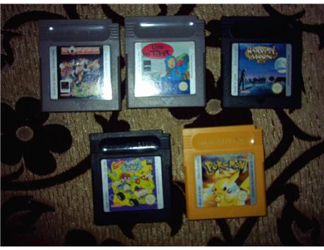 gameboy on iphone boy color ve 5 oyun ve isikli takasyolu da 2159