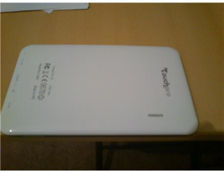 Touchpro y b07 model tablet