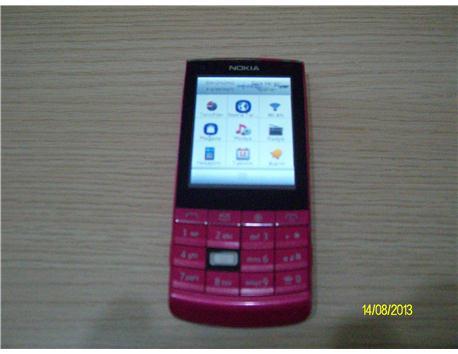 BAYANDAN TEMIZ KULLANILMIS X3 02 Touch And Type TAKASLIK