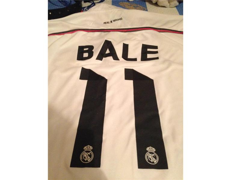 "REAL MADRİD ""BALE"""