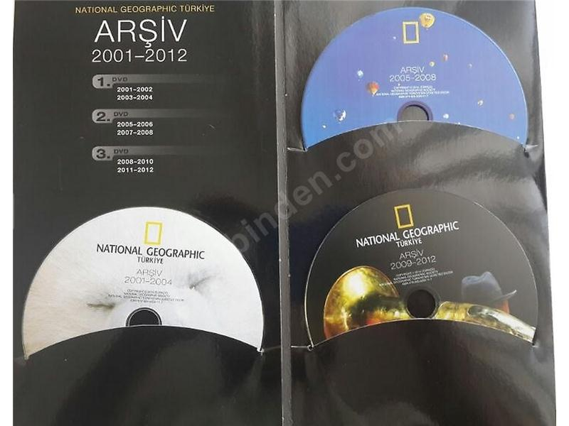 National Geographic 2001 - 2012 Arşiv