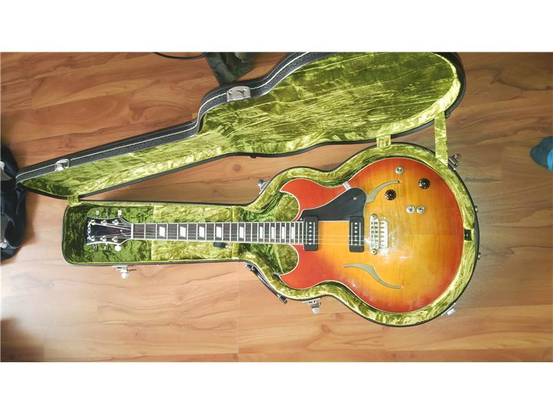 Vox Electric Gitar HDC 77