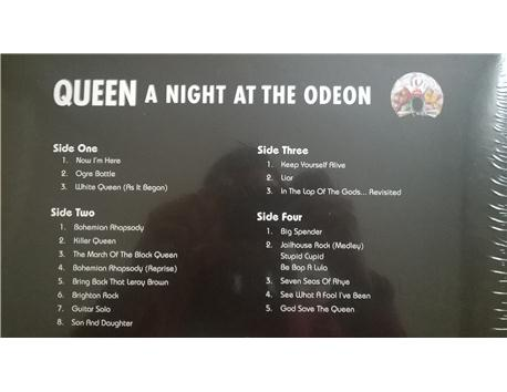 Queen - A Night at the Odeon (2 Disk)