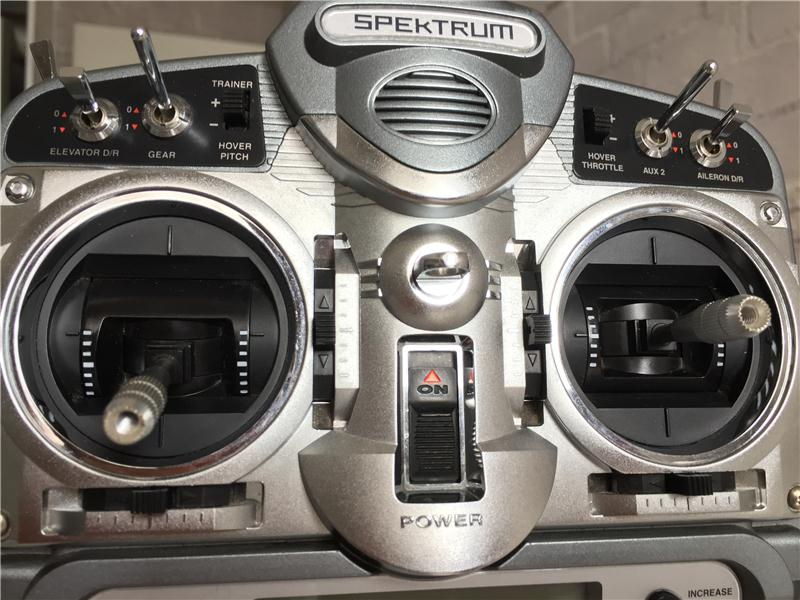 SPECTRUM DX7 SPECİAL EDİTİON