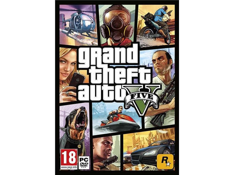 Grand Theft Auto V/GTA 5PC