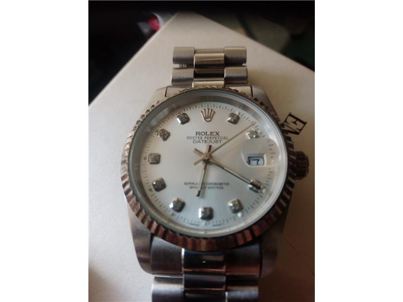 SIFIR Rolex Oyster Perpetual Datejust Kinetic A+++ Saat